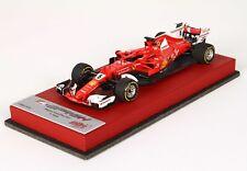 BBRC206APRE 1/43rd BBR Ferrari SF-70H 1of 20 Sebastien Vettel Spa Belgium TAMEO