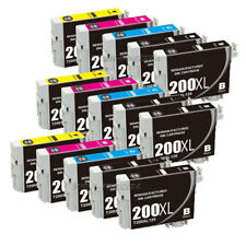20 pk REMAN T200XL ink for  WF-2520 WF-2530 WF-2540 XP-210 XP-310 XP-410