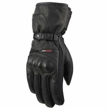 Leather Waterproof Furygan Knuckles Motorcycle Gloves