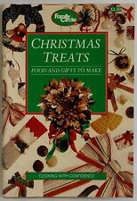 Christmas Treats Family Circle mini cook book Great Recipes food gifts to make