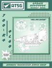 700R4 4L60 ATSG Update Transmission Manual 700-R4 Service Overhaul Rebuild book
