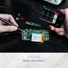 Ds212 Smart Lcd Digital Oscilloscope Usb Interface 1mhz 10msas Coupling Acdc