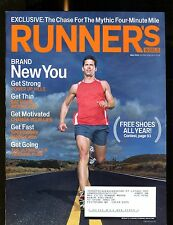 Runner's World Magazine May 2004 EX w/ML 012717jhe