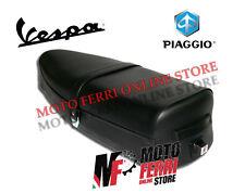 SELLA CON MOLLE VESPA PX 125 150 200 1 SERIE NERA PIAGGIO - MADE IN ITALY