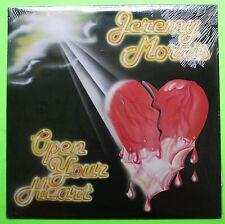 Jeremy Morris Sealed Private Prog Guitar LP 1987