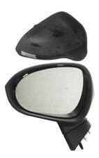 For Seat Ibiza Hatchback 7/2008- Electric Wing Door Mirror Primed Left Side NS