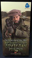 "DID Corp Afghanistan Civilian Fighter 2 ""Arbaaz"" 1:6 Scale Figure Sealed MIB"