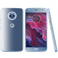 Unlocked Motorola Moto X4 X 4th Gen XT1900-1 32GB Sterling Blue Smartphone GSM