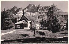 # CAREZZA - CATINACCIO - KARERSEE - ROSENGARTENGRUPPE  1951
