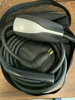 TESLA S X 3 Mobile Connector Charger Gen umc Charging Cable 40 AMP FEDEX EXPRESS