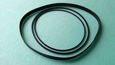 Riemen-Set f. SONY TC-K4A TC-K5 Kassettendeck Cassette Tape Deck Rubber Belt-Kit