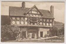 Shropshire postcard - Stokesay Castle, Gate House