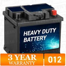 For Citroen C1 C2 C3 - Car Battery 012 12V 45Ah 400A L:208mm H:190mm W:173mm