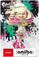F/S Nintendo amiibo Splatoon Pearl Hime Super Smash Bros Switch 3DS Wii U NEW