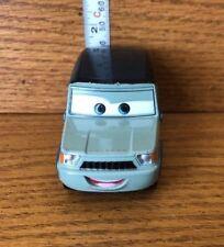 Disney Pixar Cars Miles Axlerod 1:43