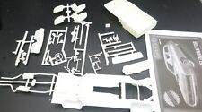 A69MC 1969 MERCURY COUGAR INTERIOR & CHASSIS PARTS 1/25 Model Car Mountain