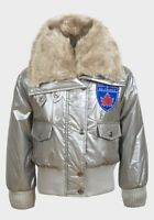 """BG"" Girls Flight Warm Christmas present Winter-Spring Jacket"