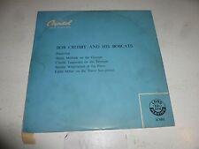 """BOB CROSBY & HIS BOBCATS - UK 8-track 10"""" Vinyl LP"""