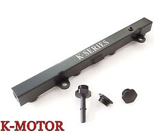 K-MOTOR K SERIES BLACK FUEL RAIL HONDA/ACURA K20 K24 RSX CIVIC SI, INTEGRA, EP3