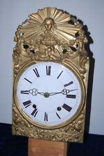 Comtoise , Pendule, Wanduhr, Uhr