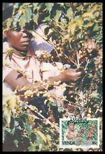 VENDA MK 1988 FLORA FRÜCHTE FRUITS FRUIT KAFFEE COFFEE MAXIMUM CARD MC CM cr91