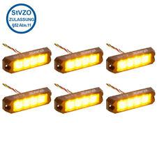 LED-Martin ® 6 módulo heckwarnsystem tras § 52 ABS. 11 StVZO para vehículos de uso