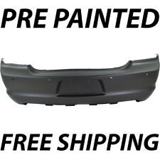 New Painted to Match - Rear Bumper Cover Replacement For 2011-2014 Dodge Charger