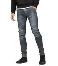 $240 Authentic Rare G-STAR RAW Men's 5620 3D Zip Knee Super Slim Jeans 34x30