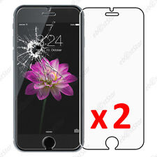 x2 Film Protection écran Verre Trempé Vitre Anti Casse Apple iPhone 6 4,7""