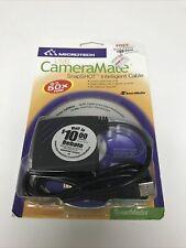 Microtech Usb CameraMate SnapShot Intelligent Cable SmartMedia Rare New