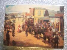 MORT KUNSTLER - Wild West  - Trading Card Complete Set