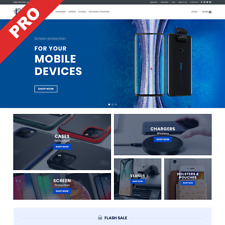 Dropshipping Store - PHONE ACCESSORIES - Turnkey Website Business