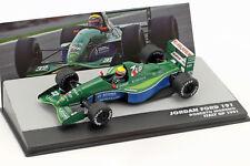 Roberto Moreno JORDAN FORD 191 #32 Italie GP Formule 1 1991 1:43 Altaya