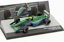 Roberto Moreno Jordan Ford 191 #32 Italia GP Fórmula 1 1991 1 43 Altaya