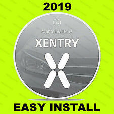 Newest Xentry 2019.12 MB Pass Thru Software Star OBD2 Diagnosis for MB