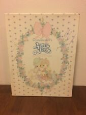 New listing Grandmother's Precious Moments Photo Album And Memory Book Collection New