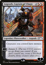 Angrath, Captain of Chaos - Foil - Stained Glass x1 Magic the Gathering 1x Secre
