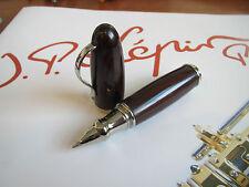 Jean-Pierre Lepine Attila AT72R cocobolo wood roller ball pen MIB