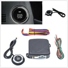 Car Auto Start Stop Engine System Push Button Keyless Entry System Alarm Remote
