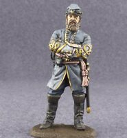 TOY SOLDIER 54mm Hand Painted Stonewall Jackson Confederate Civil War 1/32 scale