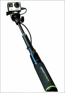 DigiPower Solution Re-Fuel QuickPod Selfie Stick & Power Bank