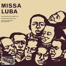TROUBADOURS - MISSA LUBA  CD NEUF
