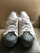 d9e9360fb Y-3 Super Knot Shoes Sneakers CG6081 White Black Beige US 9.5