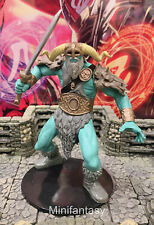 Frost Giant D&D Miniature Dungeons Dragons Pathfinder Sword Fighter Warrior 32