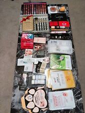 Lot of 70 Sealed Items Korean, Japanese, and Us Skin Care and Makeup