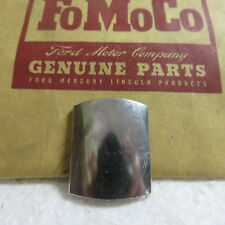 Nos 1955 56  Ford Fairlane moulding SS center Conecting clip