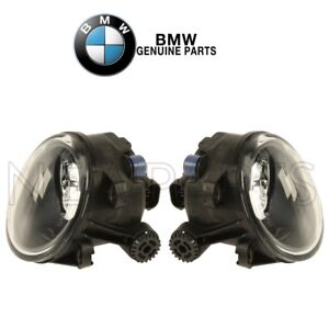 For BMW F22 E90 F10 335i 528i xDrive Pair Set of Front Left & Right Fog Lights