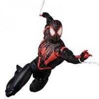 Medicom Toy MAFEX No.092 Spiderman Miles Morales Comic Version