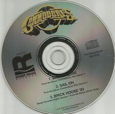 Lionel Richie THE COMMODORES 3TRK Sampler Brick House 93 PROMO DJ CD single MINT