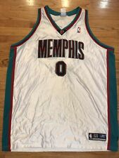 Authentic Reebok Memphis Grizzlies Drew Gooden Jersey Game 60 RARE HOME WHITE